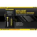 Digicharger D2 - Nitecore