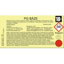 Inawera PG báze 18mg/ml - 5x10ml
