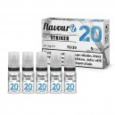 Flavourit STRIKER 70/30 Dripper 20 mg booster, 5x10 ml