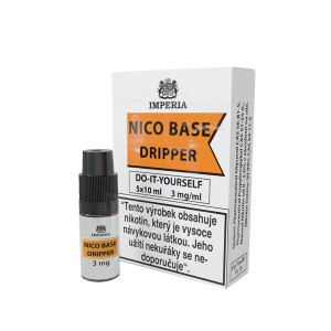 IMPERIA Báze Dripper VPG 70/30 5x10ml 3mg - výprodej